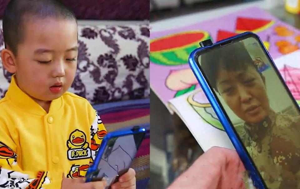 3岁小孩告白抗疫一线的妈妈,让人泪奔!