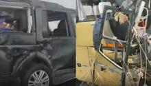 黑龙江一客车坠桥致2死1重伤6轻伤 事故原因正调查